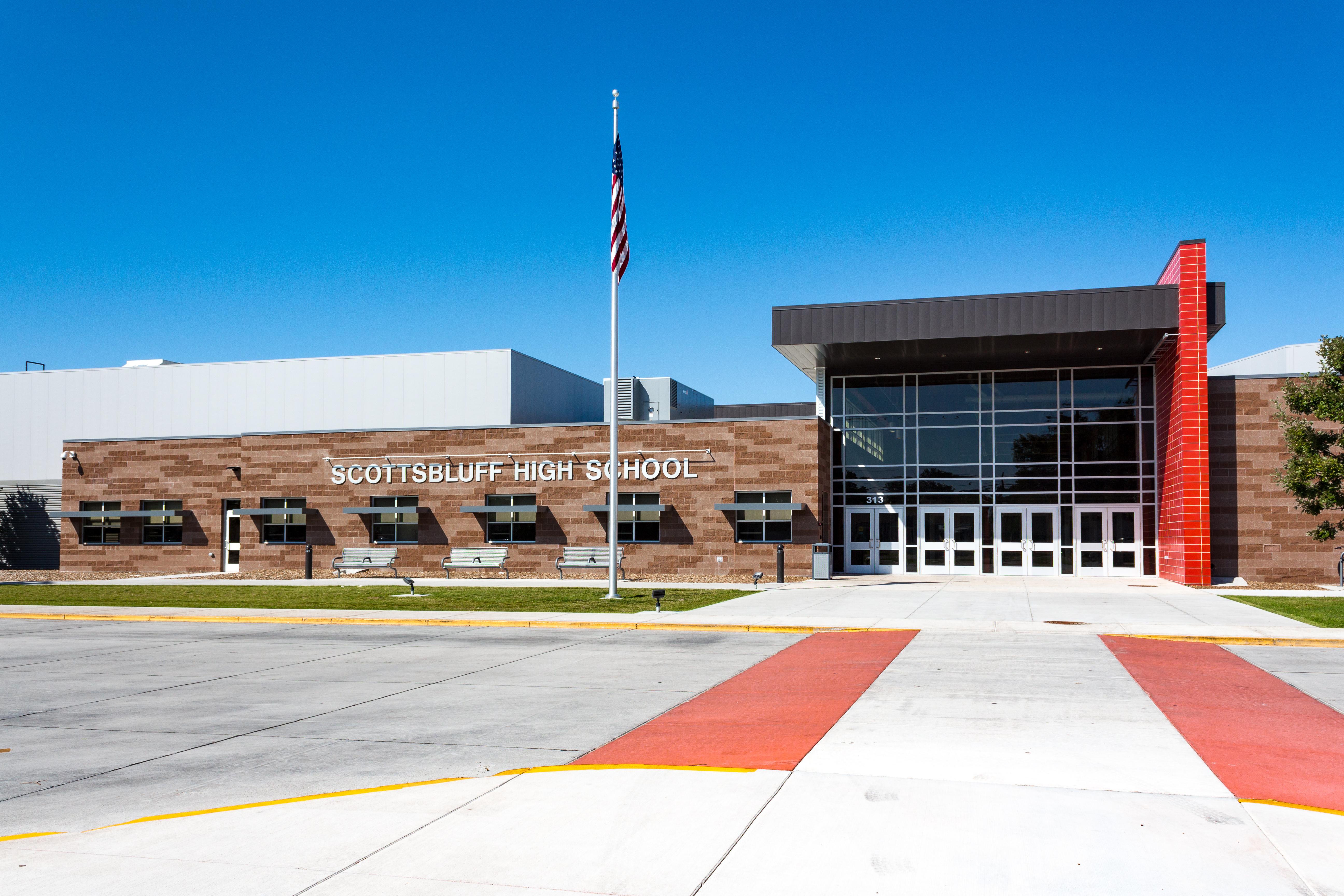Classroom Design Competition ~ Scottsbluff high school studio architecture